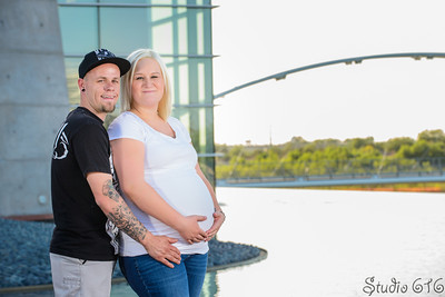 Devonn and Shaun - Maternity Photography Phoenix - Studio 616 Photography-71