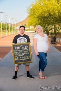 Devonn and Shaun - Maternity Photography Phoenix - Studio 616 Photography-73
