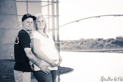 Devonn and Shaun - Maternity Photography Phoenix - Studio 616 Photography-71-2