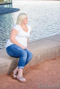 Devonn and Shaun - Maternity Photography Phoenix - Studio 616 Photography-61