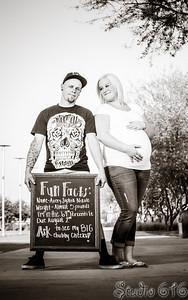 Devonn and Shaun - Maternity Photography Phoenix - Studio 616 Photography-75-2