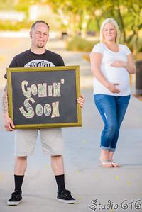 Devonn and Shaun - Maternity Photography Phoenix - Studio 616 Photography-79