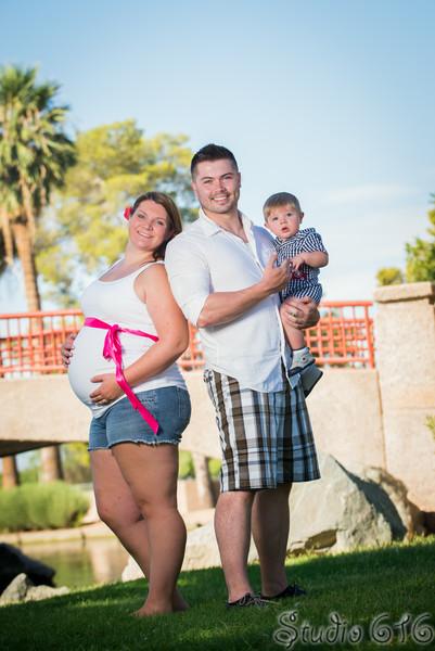 Samantha - Phoenix Maternity Photographers - Studio 616 Photography -5