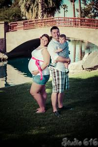 Samantha - Phoenix Maternity Photographers - Studio 616 Photography -2-2