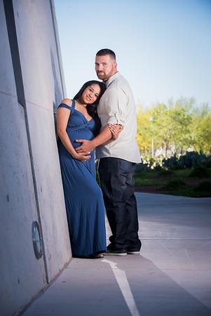 2015-05-09 Anna-Ben - Studio 616 Photography - Phoenix Maternity Photographers