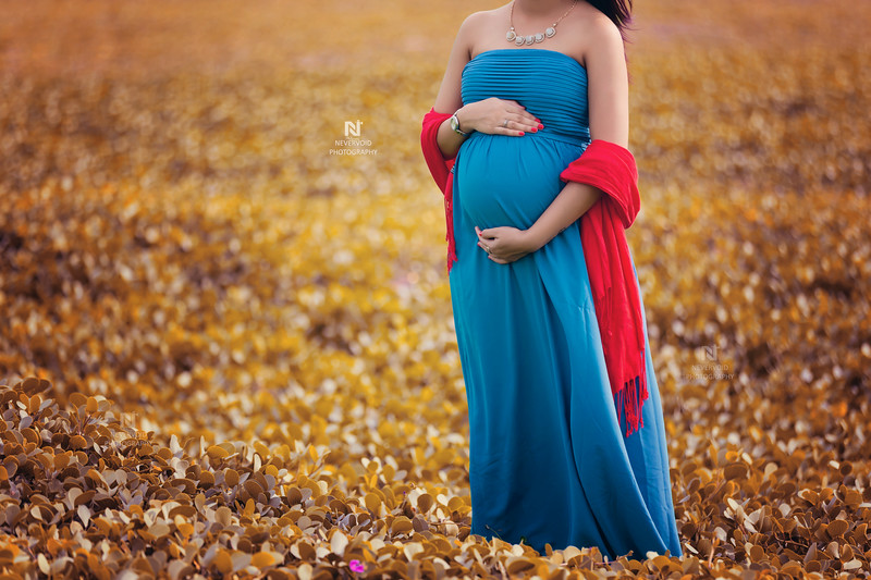Creative pregnancy photoshoots