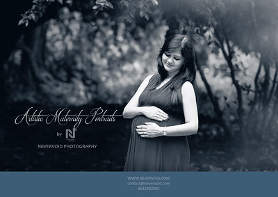 Creative Maternity Photoshoots