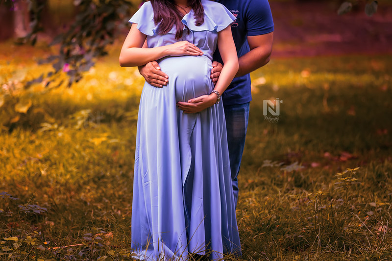 Creative Maternity photography