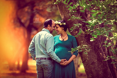 Maternity Photography for the couple