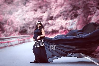 Maternity photoshoots from Bangalore