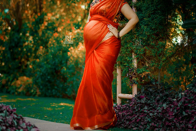 Maternity photoshoots for the mom-to-be in Bangalore.