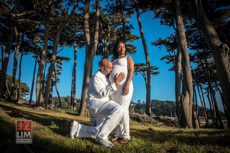 Ashy & Qiuia Prenatal shoot...