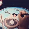 Lara_Belly_Painting_076 CE peace & hazy haze