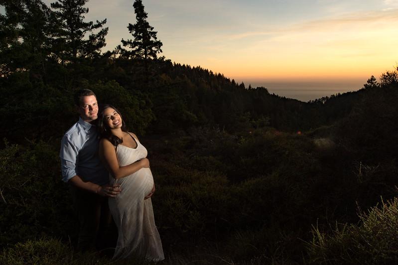 0109_Karyna Ben Maternity MtTamalpais