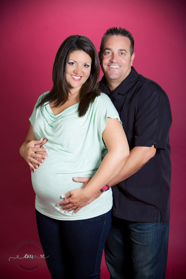 Alex & Mike Maternity 001