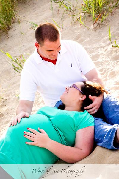 Amanda West Maternity Portraits