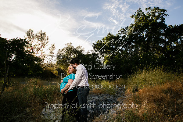 Amy + Eric | Folsom Maternity Photography | June 2015