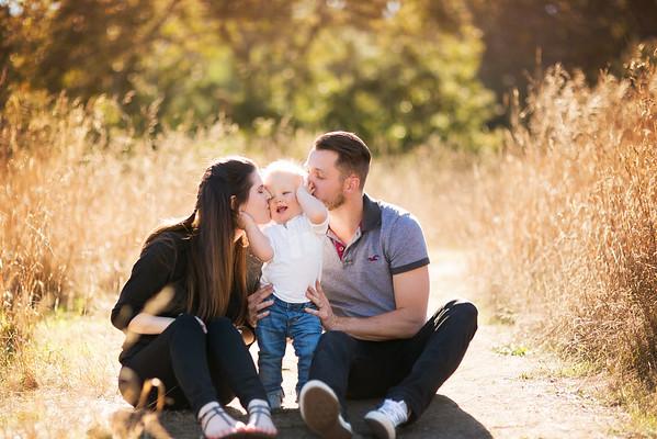 Ashley & Kyle {Pregnancy Announcement}