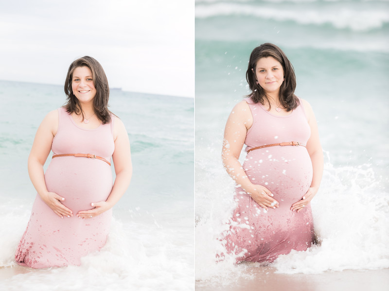 Hugh Taylor Park Maternity Session