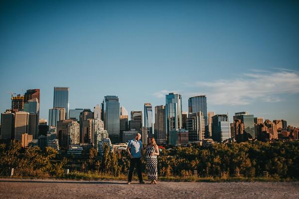 Carmen & Jason {Maternity} Calgary