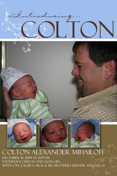Colton 4x6