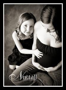Crystal Maternity 097bw