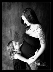 Crystal Maternity 056bw-2