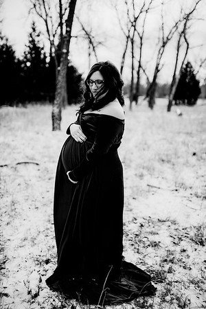 00006--©ADHPhotography2020--Diederich--Maternity--January10bw