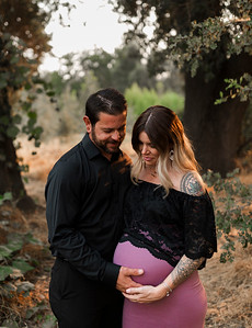 Alexandria Vail Photography Fowler Maternity Session Kaweah Oaks Preserve  015
