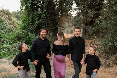 Alexandria Vail Photography Fowler Maternity Session Kaweah Oaks Preserve  010