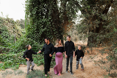 Alexandria Vail Photography Fowler Maternity Session Kaweah Oaks Preserve  007