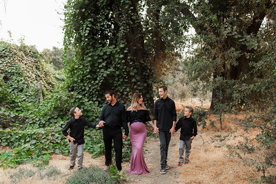 Alexandria Vail Photography Fowler Maternity Session Kaweah Oaks Preserve  005