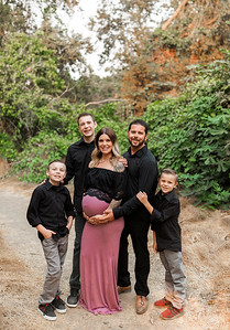 Alexandria Vail Photography Fowler Maternity Session Kaweah Oaks Preserve  002