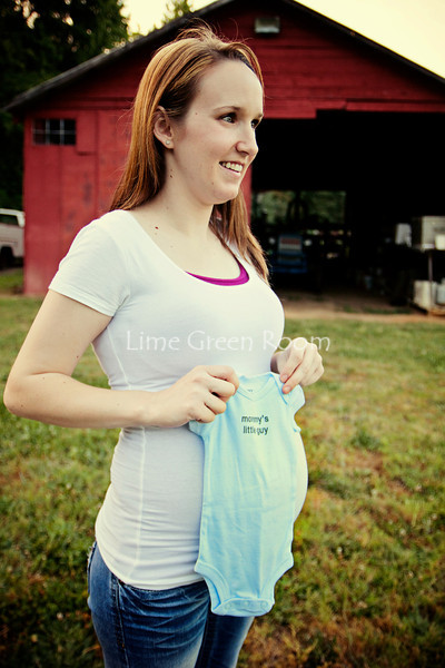 Gallagher {Maternity}