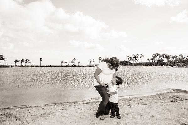 James and Keziah Maternity