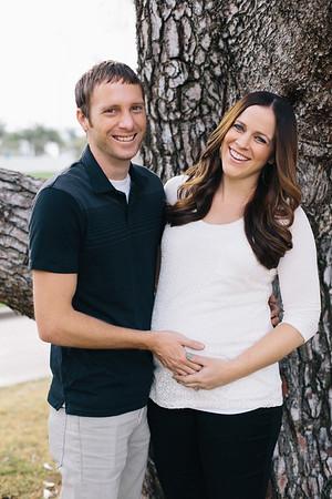 Jenny & Adam + Baby
