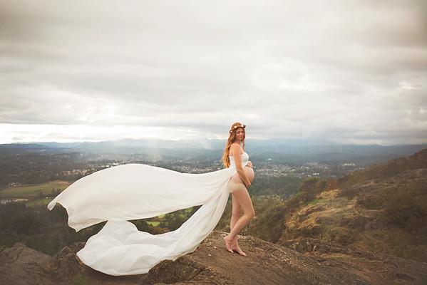 Jessica & Brian {Maternity}