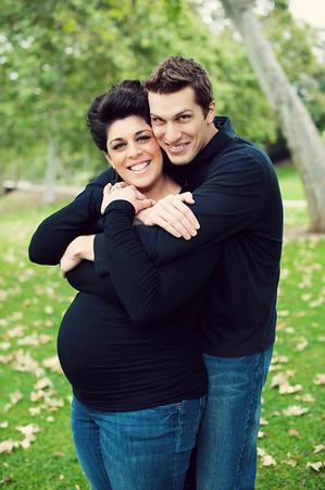 Julia & Micah Maternity