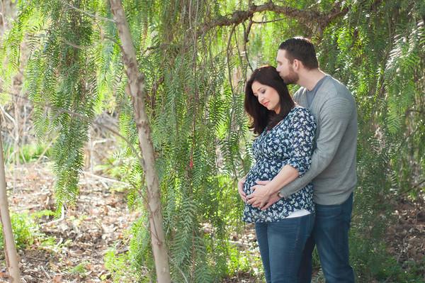 Kristin + Corey // Maternity