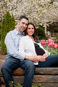 Liz and Victor :: Maternity :: Duke Gardens