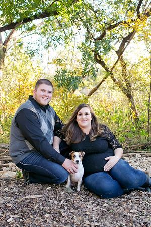 Marissa & Donovan: Maternity