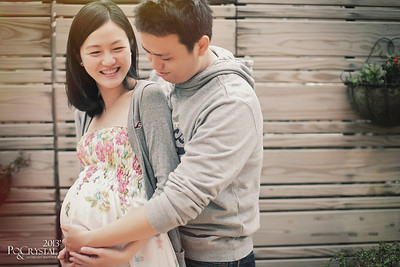 Maternity | Crystal + Po
