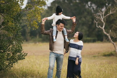 Maternity | Nathan + Tricia + Mumu