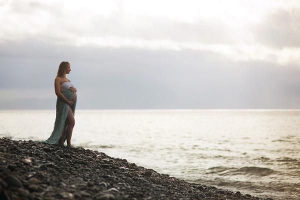 Meagan {Maternity}