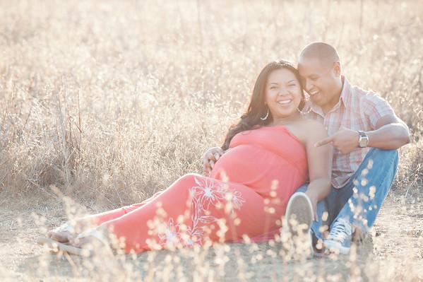 Melissa & Josh: OC Maternity Photography
