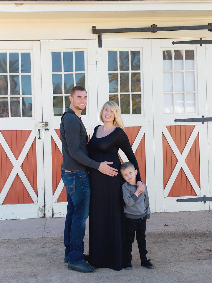 Minks Maternity Sahuaro Ranch Park- Oh! MG Photo | Phoenix, AZ
