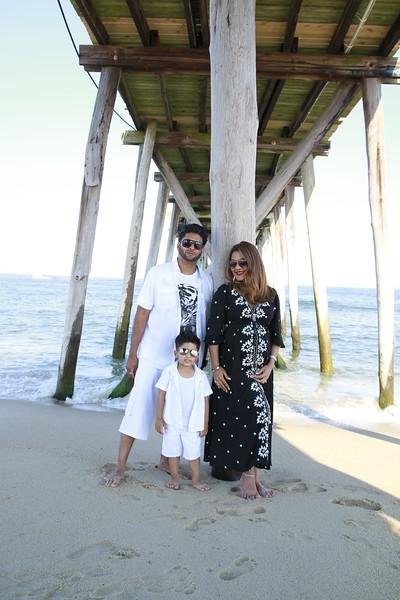 Monica (friend) Maternity/ Family