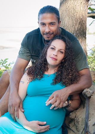 Nikki's Maternity Shoot