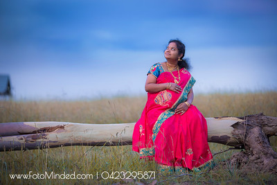 Ambika Maternity Shoot