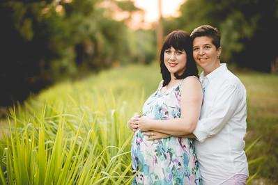 Sarah + Jo Maternity